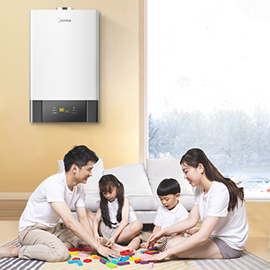 Wall-Mounted Heating Furnace