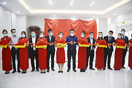 Warm congratulations to the successful Unveiling ceremony of Shenzhen Keli Pump Co., Ltd.!